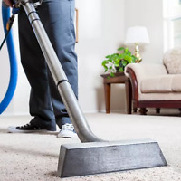 OTTAWA CARPET CLEANER -- PRO. STEAM CLEANING -- BEST PRICING