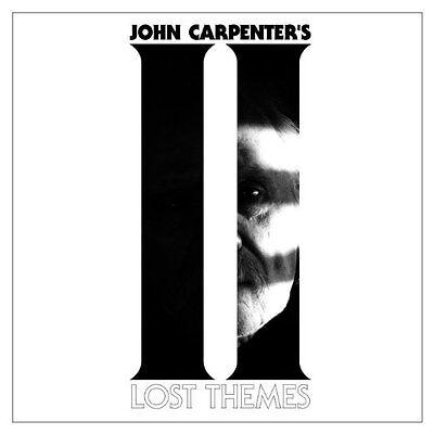JOHN CARPENTER CD - LOST THEMES II (2016) - NEW UNOPENED - SACRED BONES](John Carpenter's Halloween Theme)