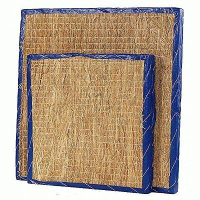 Zielscheibe aus Stroh Strohzielscheibe 60 x 60 cm