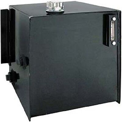 Buyers Hydraulic Reservoir Wintergral Brackets-25 Gal-steel W10 Micron Filter