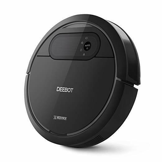 ECOVACS DEEBOT N78 Robot Vacuum,Direct Suction, Sensor Navig