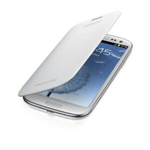 Samsung Galaxy S III White case & charger