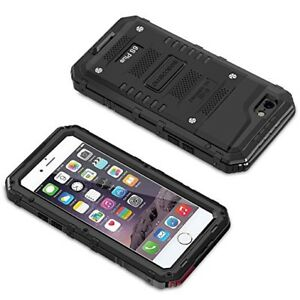 MILITARY GRADE FULL SHELL WATERPROOF CASE FOR iPhone 6/iPhone 6s
