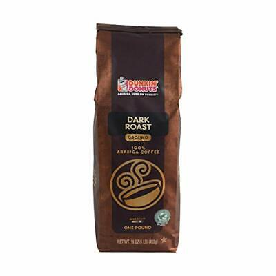 Dunkin Donuts Five Pounds New Bags Dark Roast Coffee Free Ship USA Dunkin Donuts Free Coffee