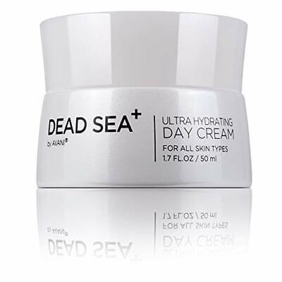 - Dead Sea+ Ultra Hydrating Day Cream  Anti-aging. Anti-oxidant. 100% natural