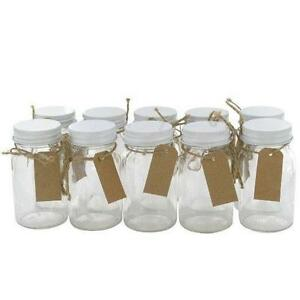 Wedding Favour Sweet Jars