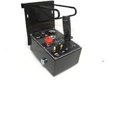 Jlg Control Box Part 0258459 - New