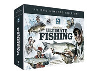 Matt Hayes' Ultimate Fishing - 10 Disc Limited Edition Box Set