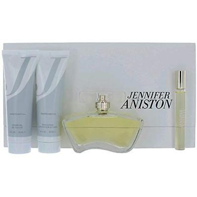 Jennifer Aniston Eau De Parfum Women 4 Piece Gift Set