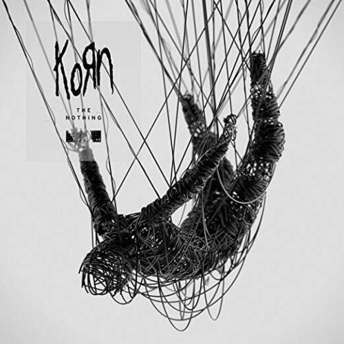 KORN CD - THE NOTHING [EXPLICIT](2019) - NEW UNOPENED - ROCK METAL