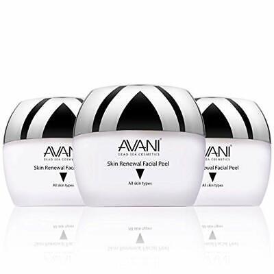 3 X AVANI Skin Renewal Facial Peel, 1.7 fl. oz. 70% larger, better