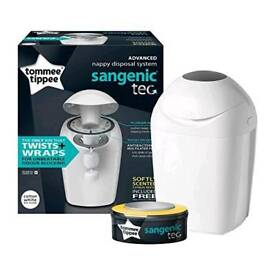 Tommee Tippee Sangenic Nappy disposal system