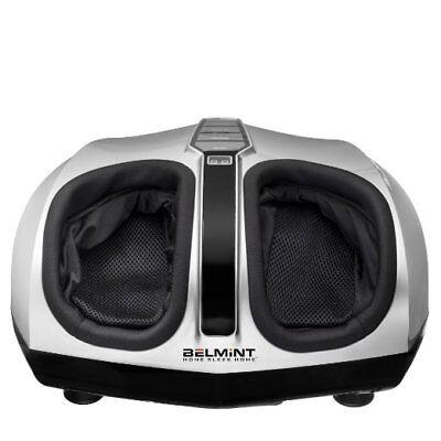 Belmint Shiatsu Foot Massager With Heat Therapy  Deep Kneading   Air Massage New