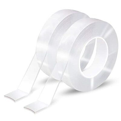 Double Sided Tape Heavy Duty Pack Of 2 Total 33ft Multipurpose Mounting Tape