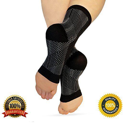 Foot Sleeves Plantar Fasciitis Compression Socks for Men & W