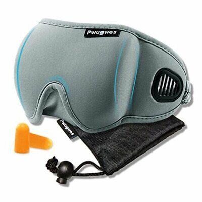 sleep mask for men and women adjustable