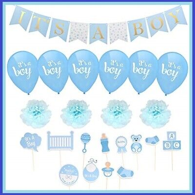 Lucky Party Baby Shower Decorations for Boy It's A BOY Baby Shower Decorations  - Baby Shower For A Boy