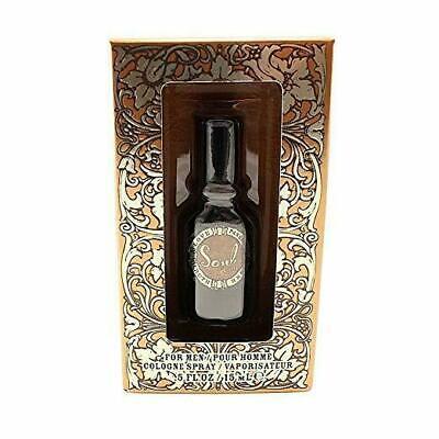 Liz Claiborne Curve Soul Men Eau de Cologne Spray 0.5 Oz / 15 Ml NEW IN BOX