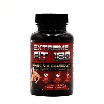 Extreme Fit 180 Garcinia Cambogia 60 Caps