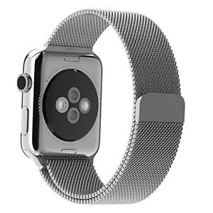 Apple Watch Band Series 1 ,2,  and  3 Milanese Loop Stainless