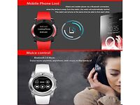 Smart Watch, Sports Fitness Tracker Bluetooth Wrist Watch with SIM Card and TF Card Slot Camera ,