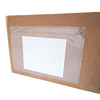 6x9 Clear Envelope Pouches Slip Plastic Self Adhesive Shipping Label Packing