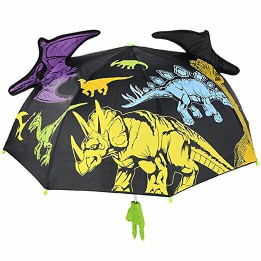 Kids Umbrella Dinosaur Umbrella Child Umbrella Size 30 inch Birthday Gifts