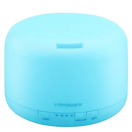 500 ml Essential Oil Diffuser for Aromatherapy - Cool Mist A