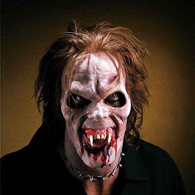 Latexmasken-Set Vampir,  Horrormaske, Spezialeffekt, Hautteil, Halloween Monster