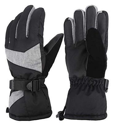 Protective Snowboard Gloves - Winter Gloves Warm -30℃ Waterproof Windproof Snow Snowboard Ski Protection