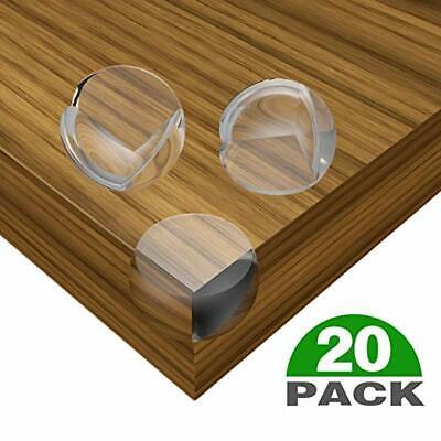 Clear Corner Protectors High Resistant Adhesive Gel Best Baby Proof Corner