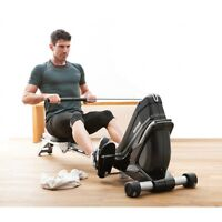 Kettler Coach E Light Commercial Rower by fitnessmechanics
