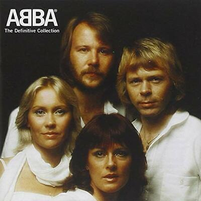 Definitive Collection by ABBA (CD, Sep-2002, Universal/Polydor)