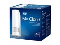 WD My Cloud 3TB - Used