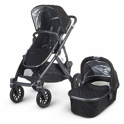 UPPAbaby VISTA single Stroller, Jake (Black)