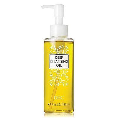DHC Deep Cleansing Oil Medium 4.1 fl. oz., OPEN BOX (NEW)