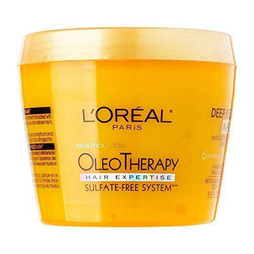 L'Oreal Paris Hair Expertise OleoTherapy Deep Rescue Oil Mas