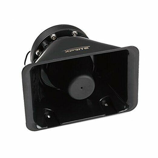 Compact 200 Watt High Performance Siren Speaker (Capable with Any 100-200