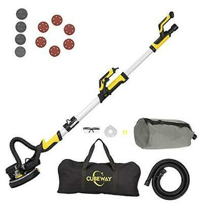 Drywall Sander With Vacuum Attachment Innovative Fixture For Ceiling Sander