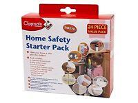 Clippasafe 24 piece safety set