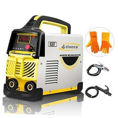 Welder Arc Welder 160amp Stick Welder 110v220v Mma Welding Machine Igbt Smart H