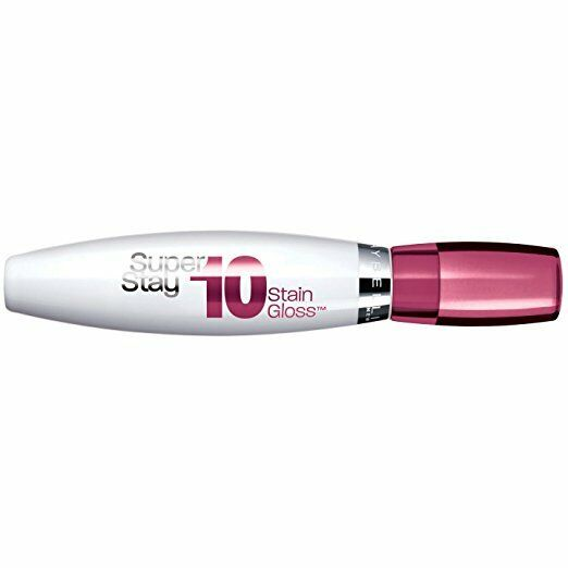 Maybelline New York Superstay 10 hour Stain Gloss, Fresh Fuc