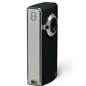 Flip UltraHD Vidéo – Appareil photo Noir, 8 Go, 2 heures