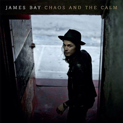 JAMES BAY CD - CHAOS AND THE CALM [DELUXE EDITION](2016) - NEW UNOPENED ()