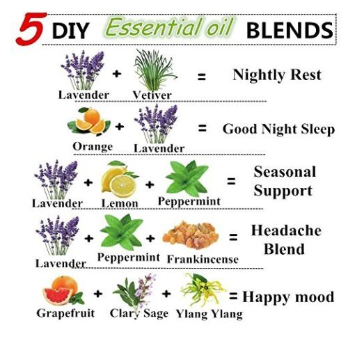 Aromatherapy Essential Natural Pure Essential