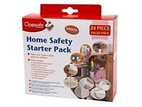 Clippasafe 24 piece safety set