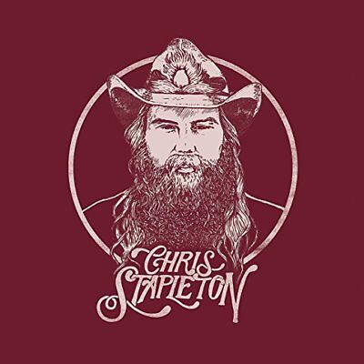 CHRIS STAPLETON CD - FROM A ROOM: VOLUME 2 (2017) - NEW UNOPENED - COUNTRY