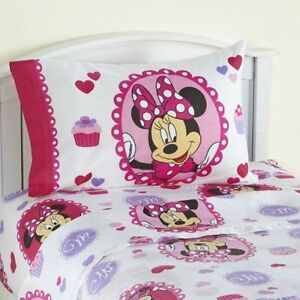 Super Sweet Minnie Mouse Twin Ensemble & Curtains Wall stickers Cornwall Ontario image 7
