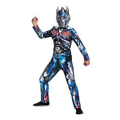 Disguise Transformers Optimus Prime Autobots Kinder Halloween Kostüm 22353