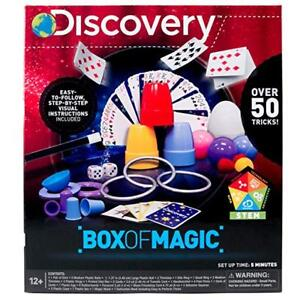 Discovery Box of Magic. Brand New